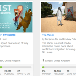 Kickstarter: the crowdfunding site that wants to spark a creative revolution in the UK