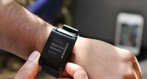 Pebble Watch Control Your Music