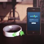 Amiigo Bracelet Original Crowdfunding Goal $90K leads to $500K Stretch