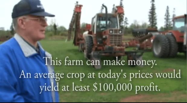 PEI potato-growers turn to crowd-funding to save family farm