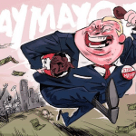 "Rob Ford Gets His Own Crackstarter Video Game, ""Stay Mayor"""