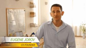 Eugene Jorov Co Founder Angel Health Sensor