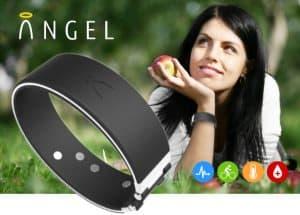 Happy Angel Health Sensor User