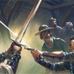 "Half-Million Dollar Kickstarter For ""Clang"" In Death Throes"