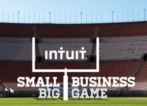 Small Business Big Game Intuit
