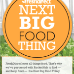 Finalists for FreshDirect's Next Big Food Thing Crowdfund on RocketHub