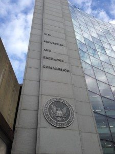 SEC Headquarters in DC