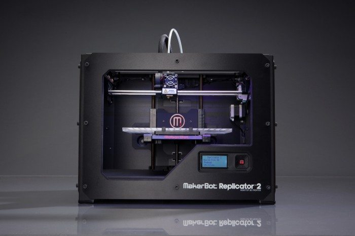 On DonorsChoose: Crowdfund A MakerBot For A Classroom