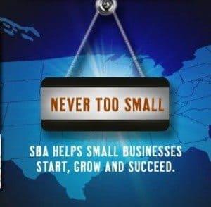 Never Too Small SBA V2
