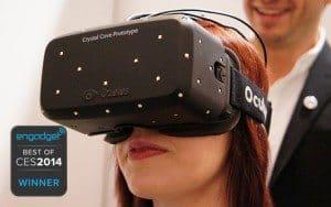 Oculus Rift Best of CES