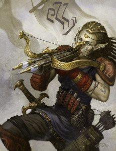 Pantheon Rise of the Fallen Warrior