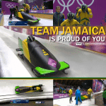 Jamaican Bobsled Team at Sochi (Video)
