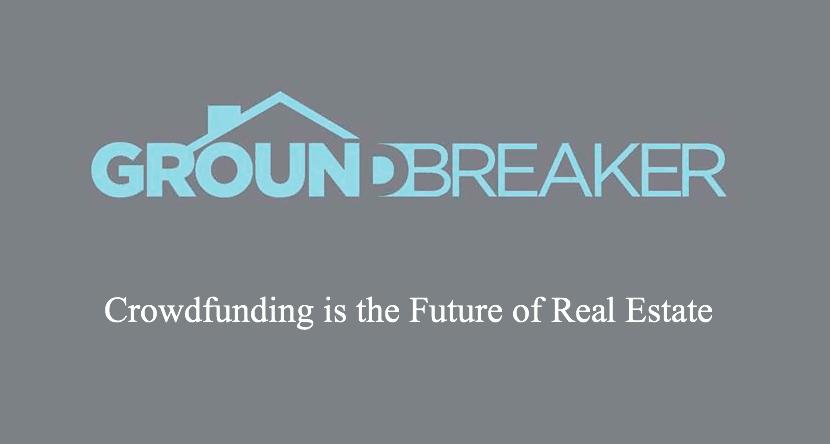 Groundbreaker Updates Real Estate Crowdfunding Service