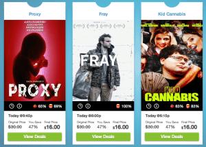Movies on Dealflicks