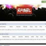 Concert Crowdfunding Platform RABBL Announces New Service