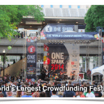 One Spark Takes Off: 'The World's Crowdfunding Festival' Happening Now in Jacksonville, Florida