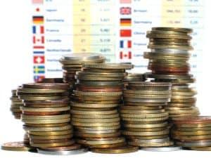 international money europe euros