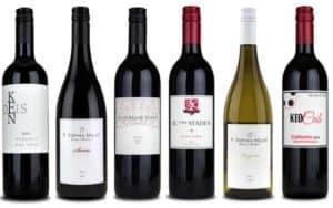 NakedWines Wine bottles