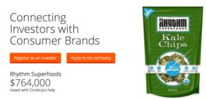 CircleUp Connecting Consumer Brands