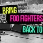 Tilt Shares Details About Crowdfunding Campaign Foo Fighters Virginia Concert