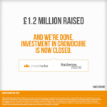 Crowdcube Self-Crowdfunding Campaign Fully Funds in 16 Minutes
