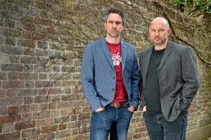 Luke Lang and Darren Westlake_Crowdcube