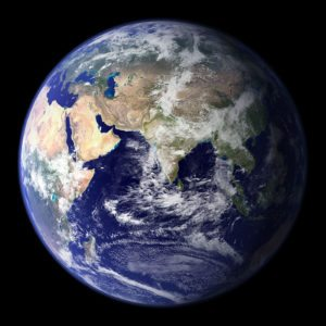 The Earth Globe World