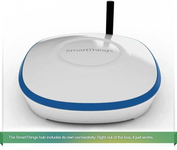 SmartThings on Kickstarter
