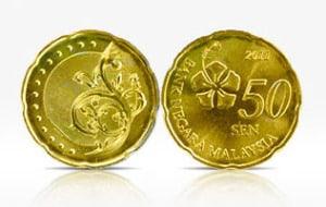 Malaysia Coin Ringit