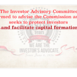 Everyone out of the Pool!  IAC Makes Recommendations Which Would Significantly Decrease The Pool of Available Accredited Investors