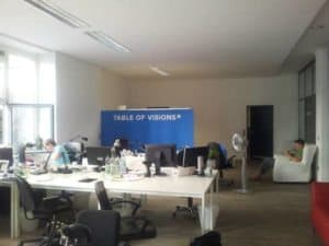 Table of Visions Office