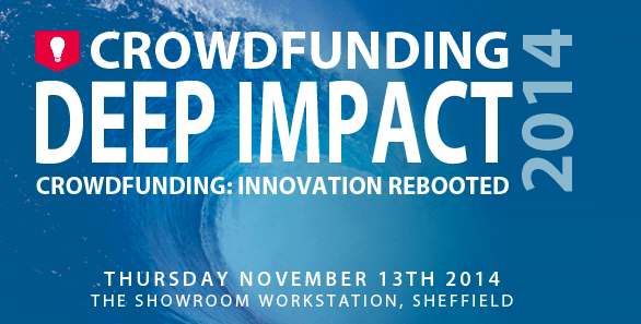 UK Crowdfunding Week to Be Held 10-16 November: Mark Your Calendar!