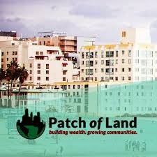 patch of land