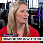 Brief: Indiegogo's Danae Ringelmann Discusses Crowdfunding For Social Good (Video)
