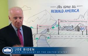 Joe Biden Rebuilds America