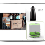 Crowdfunding Mailbox: Mantry Craft Cocktails, Archt Wireless Audio & Fugu Luggage