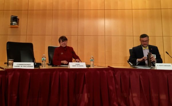 SEC Small Business Forum Mary Jo White Heath Abshure