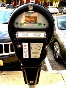 parking meter time