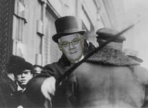 Barney Frank Great Depression
