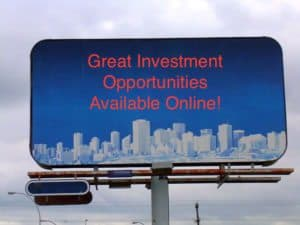 Billboard-Advertising-General-Solicitation Online