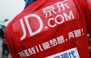 JD shirt China