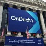 OnDeck Announces $100 Million Revolving Credit Facility Closing