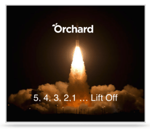 Orchard Lift Off