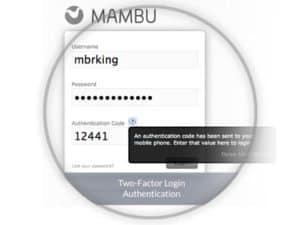 mambu data security
