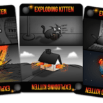"""Brief: Kickstarter Alum """"Exploding Kittens"""" iPhone Game Updates; Android Version to Debut Soon"""