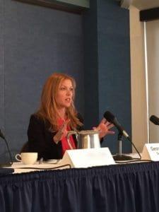 Georgia Quinn National Press Club 2014 A