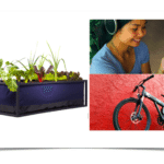 Crowdfunding Mailbox: Spark Electric Bike, UAMP Amplifier for Your Smartphone & Noocity Growbed Urban Garden
