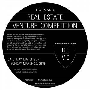 Harvard Real Estate Venture Competition