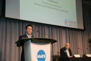 NCFA Executive Director Craig Asano