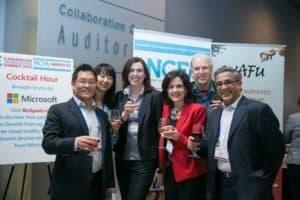 NCFA Summit Cheers